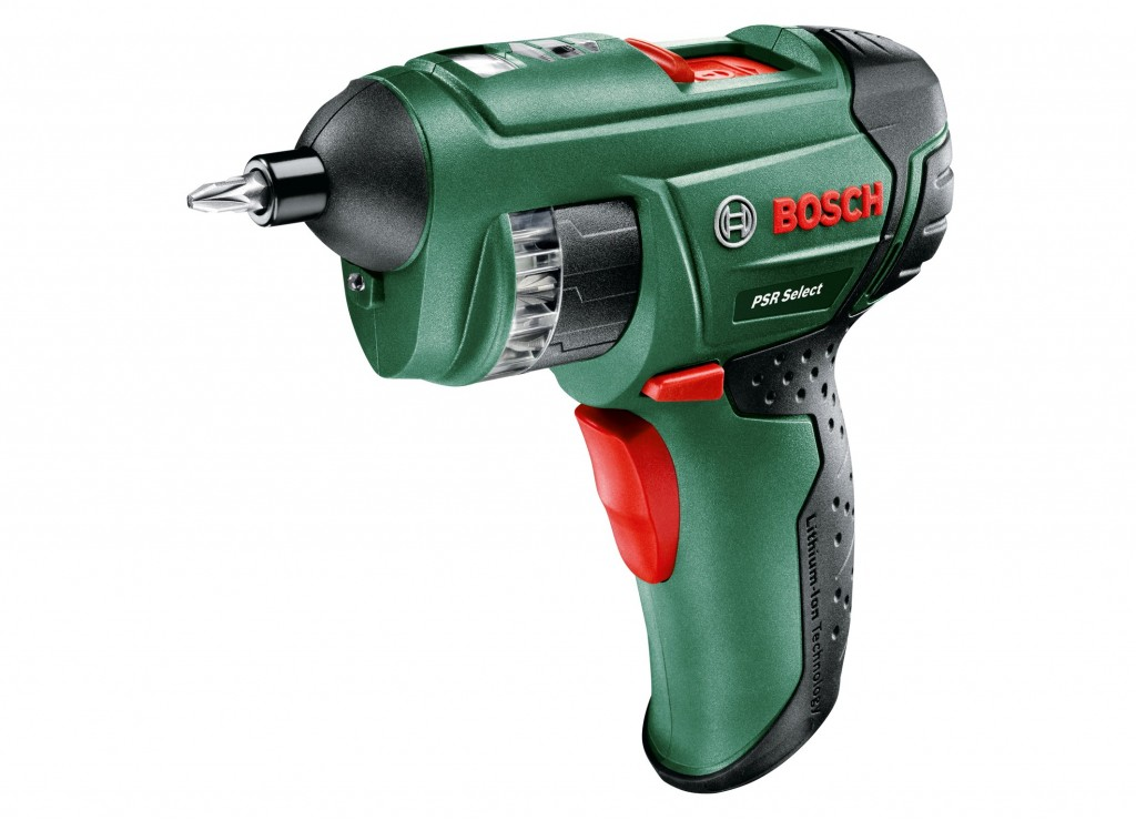 Bosch PSR Select Test