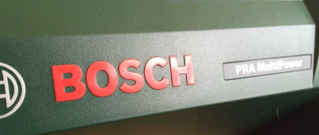 BOSCH PRA MultiPower Test